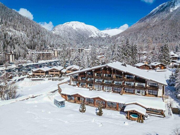 Hôtel les Grands Montets - Lieu de Réception mariage - Haute-Savoie (74)