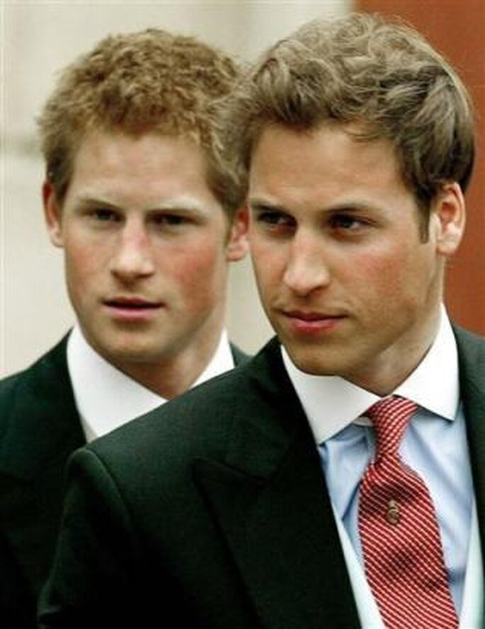 Prince+william+and+harry+wedding