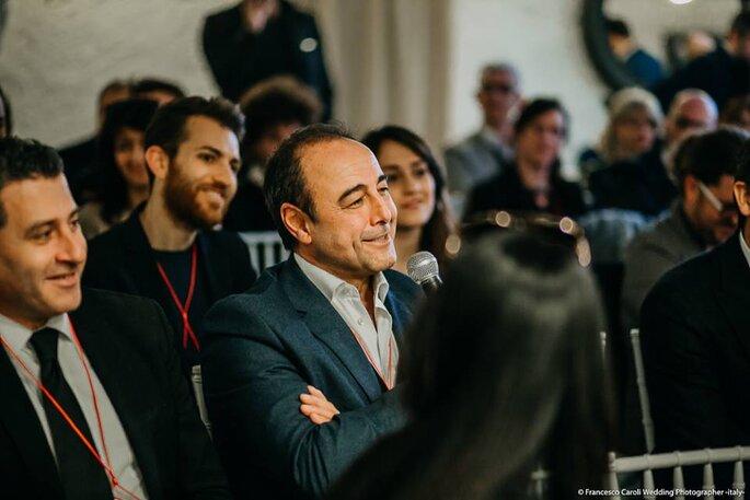 Antonio Ladisa, direttore di Tenuta Monacelle e di MICExperience, Club di prodotto e idee concentrato sulla Valle d'Itria