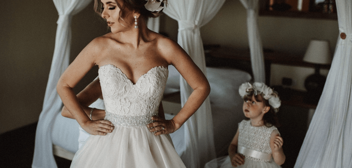 Maquillaje de día para novias en tinos naturales