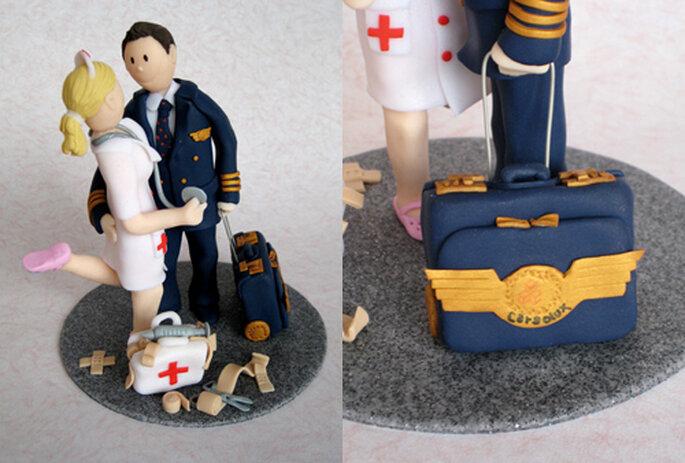 6 Wenn der Pilot mit der Krankenschwester...