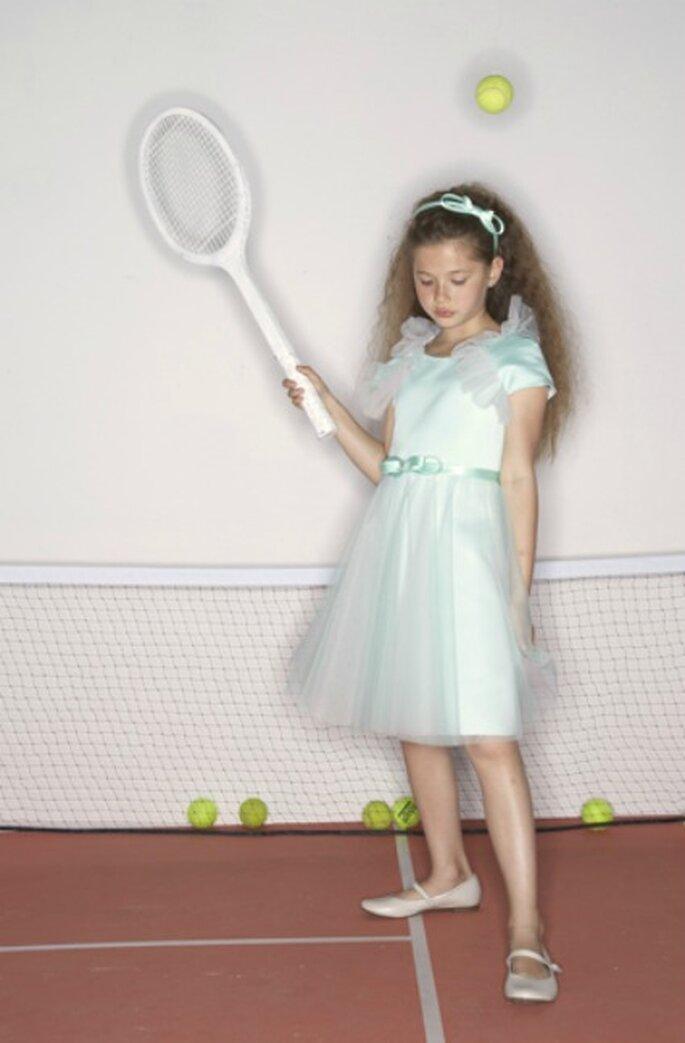 Collection Enfant Suzanne Ermann, modèle Romy - Photo : Suzanne Ermann