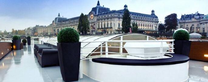 Photo: Paris Seine