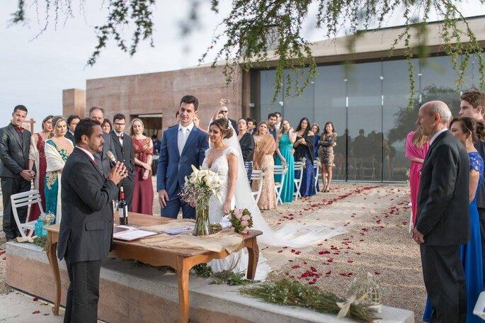 Assessoria e cerimonial: Destination Wedding Chile | Foto: Danilo Máximo