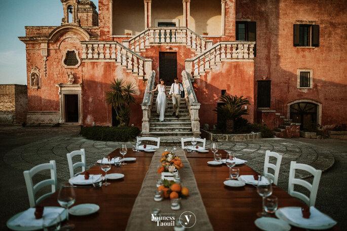 Sara D'Errico Events - Wedding Planner Bari - Monopoli