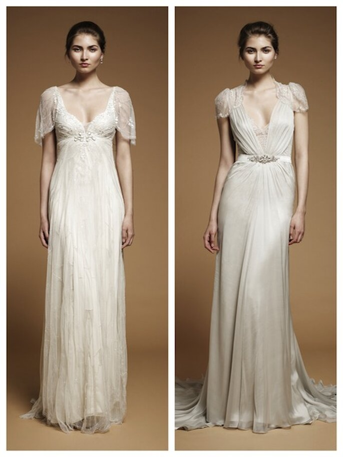 Jenny Packham Prices Willow   LONG HAIRSTYLES