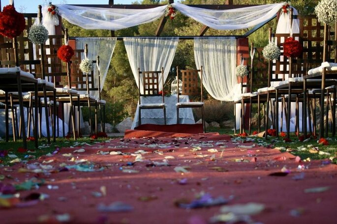 La Cervalera finca bodas Cuenca