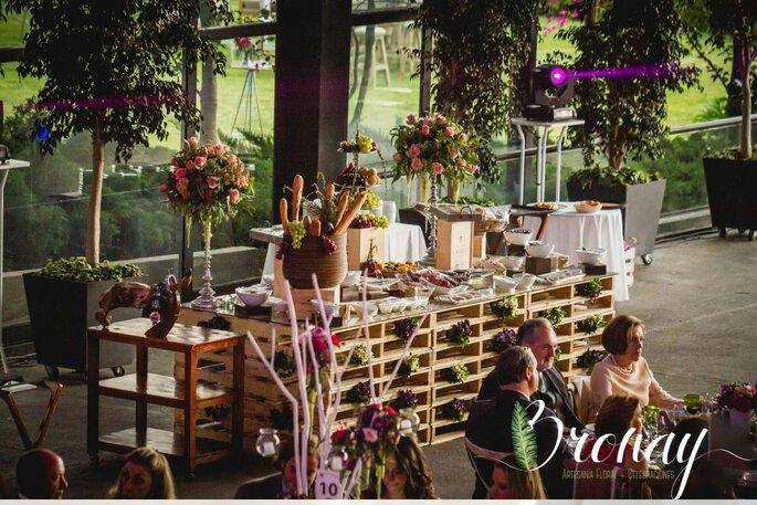 Bronay Artesanía Floral + Celebraciones