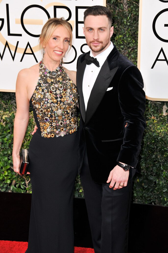 The 74th Golden Globe Awards - Arrivals