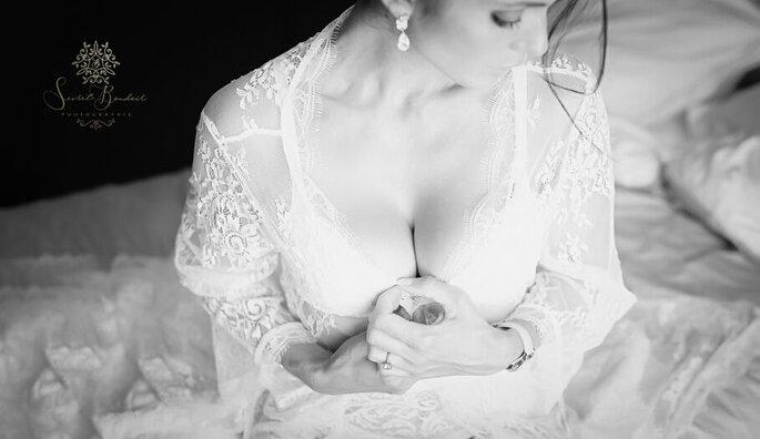 Secret Boudoir Photographie - Photographe mariage - Tours
