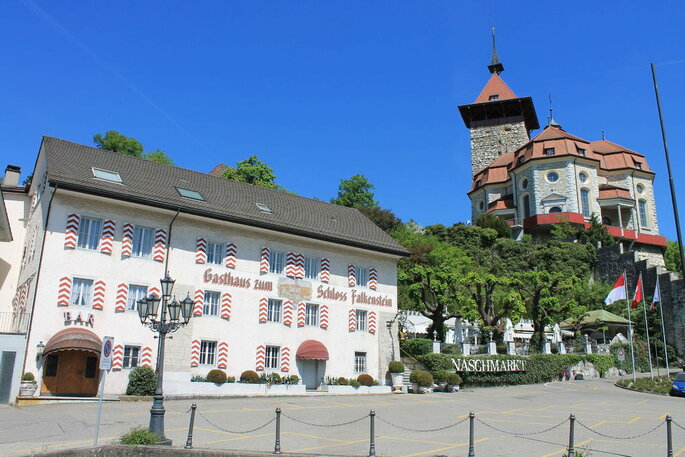 Gasthaus zum Schloss Falkenstein
