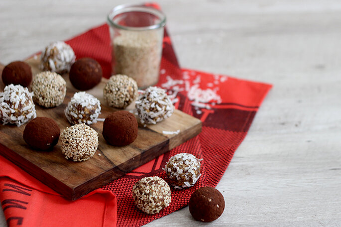 Photo : Bonjour Darling - Energy Balls