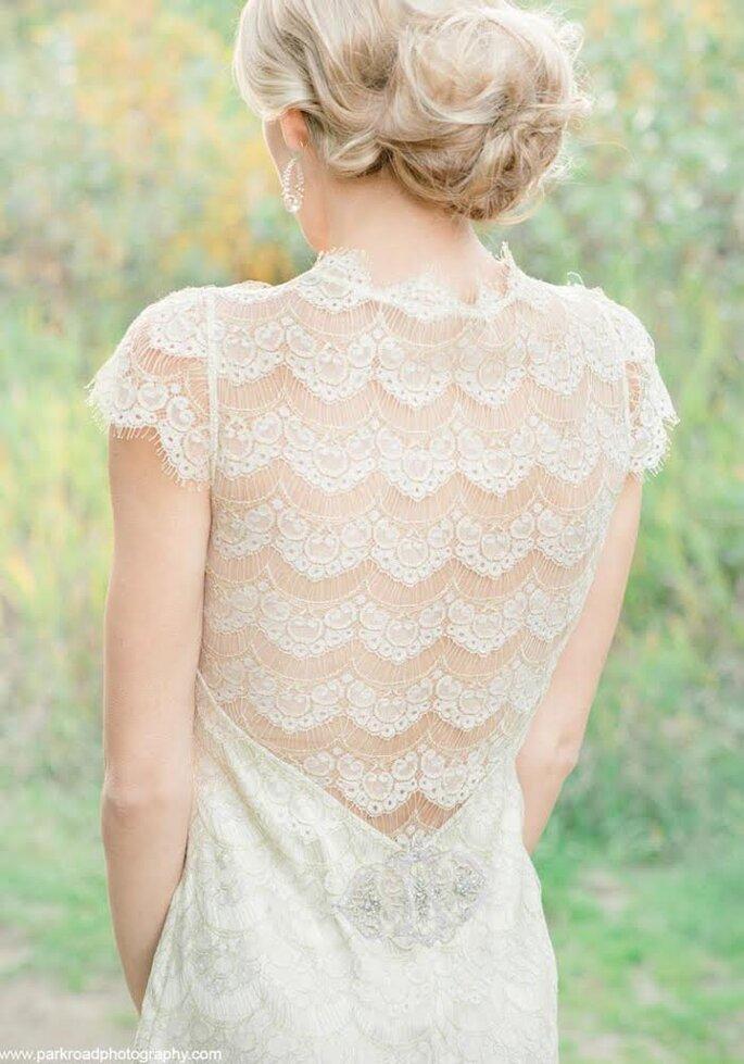 Un abito di Claire Pettibone
