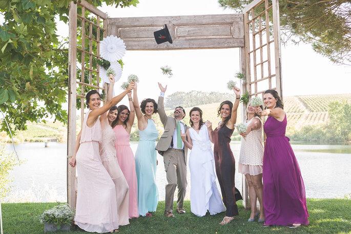 Casamento organizado por Oui Love You