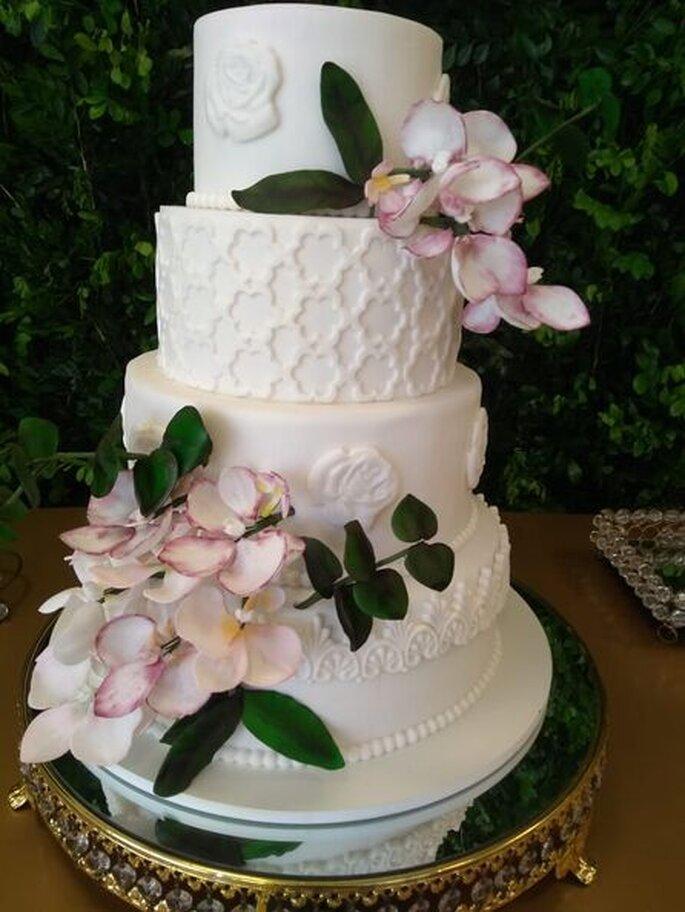 Chef Paloma Sias bolo de casamento