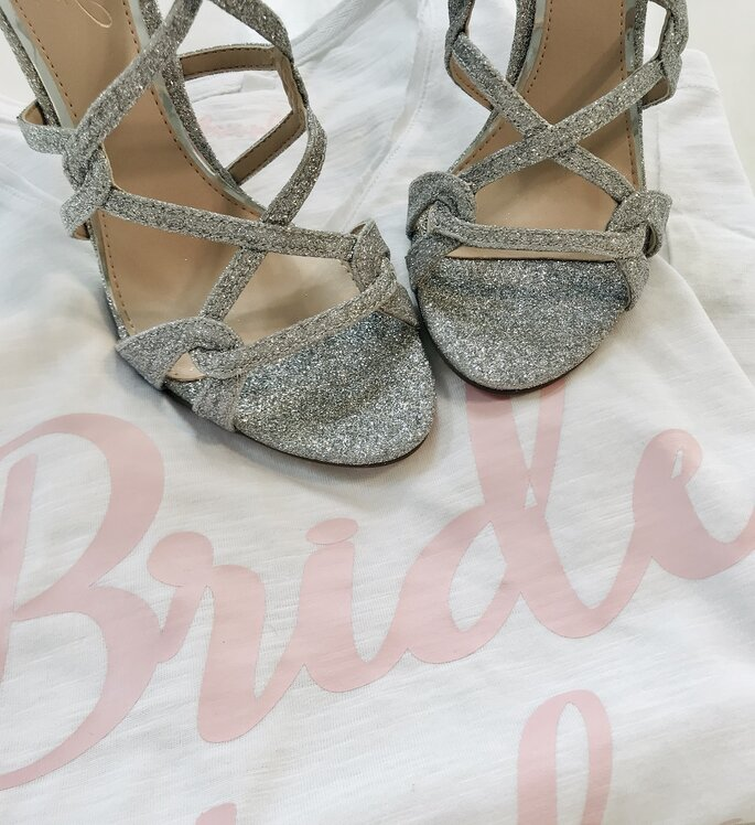 Ksis wedding shoes