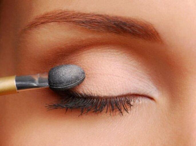 Maquillage naturel pour les yeux