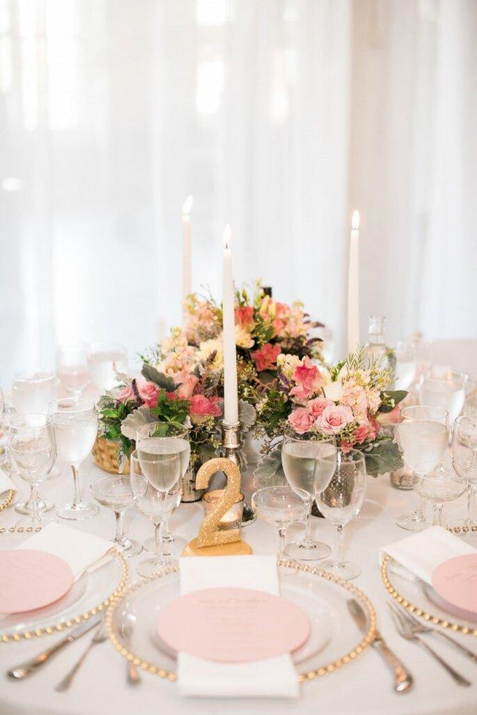 Выбрать цветовую гамму свадьбы: 10 советов от Zankyou - Brklyn View Photography