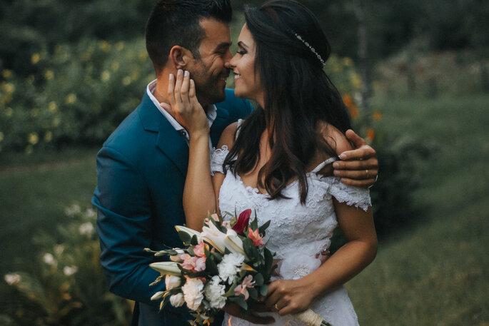 casamento totally DIY