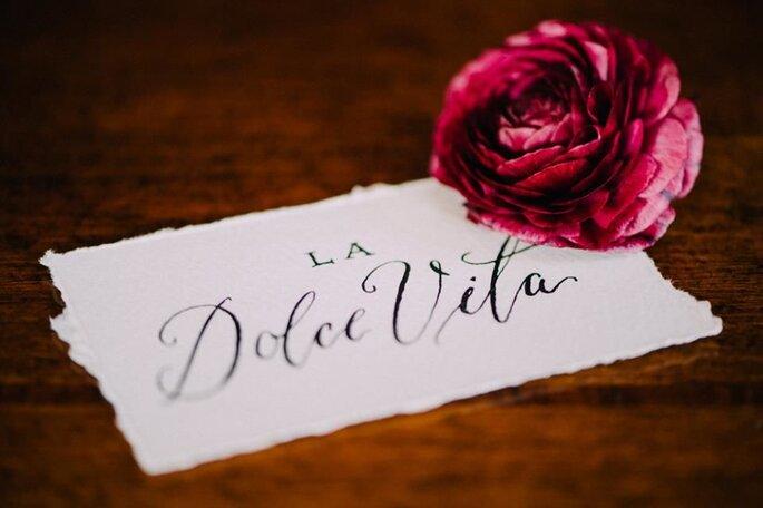 Zweisprachige Hochzeit planen, Dekoration