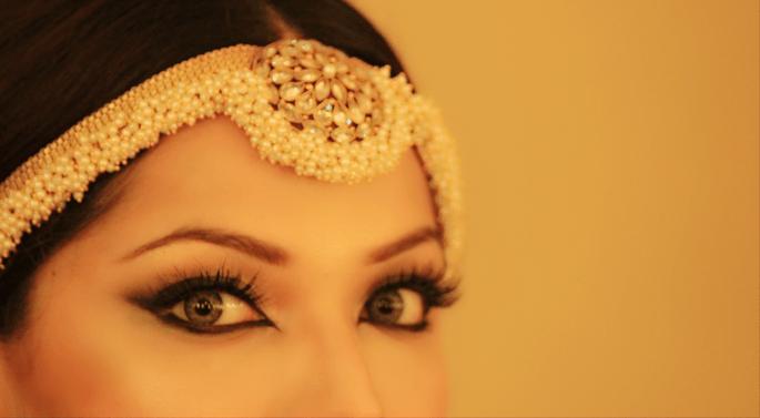 Phoyo: Makeup By Chandni Girdhar.