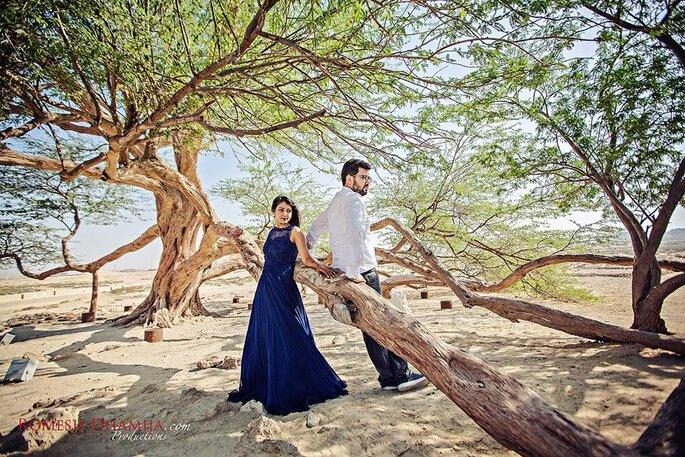 Photo: Romesh Dhamija Productions.