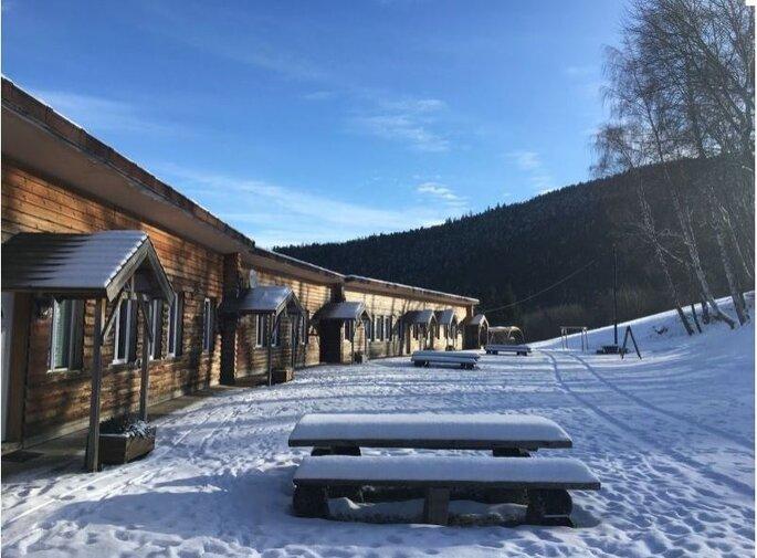 Le Chauffour- lieu de réception dans les Vosges