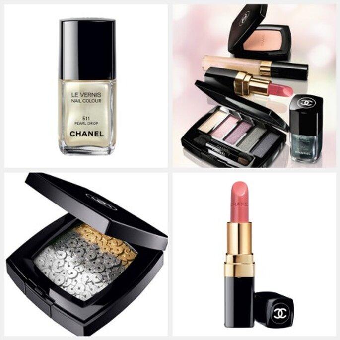 Encontrá el maquillaje ideal para tu boda - Fotos Chanel