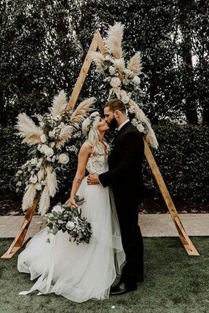 Rosas Canela flores para bodas Ciudad de México