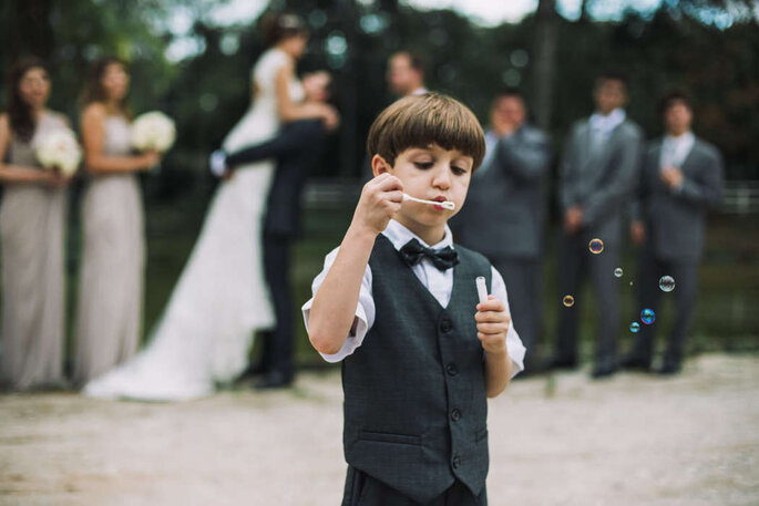 Como vestir as crianças para um casamento em 5 passos