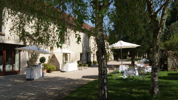 Domaine de Brunel - Lieu de réception mariage - Val-d'Oise