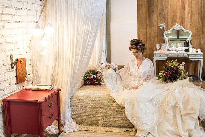 Entre os mimos para os noivos, a possibilidade de realizar o pré-wedding no local