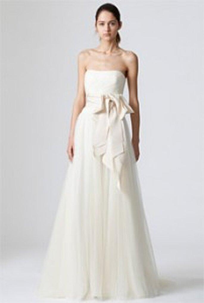 Robe de mariage vera wang for Meilleures robes de mariage vera wang