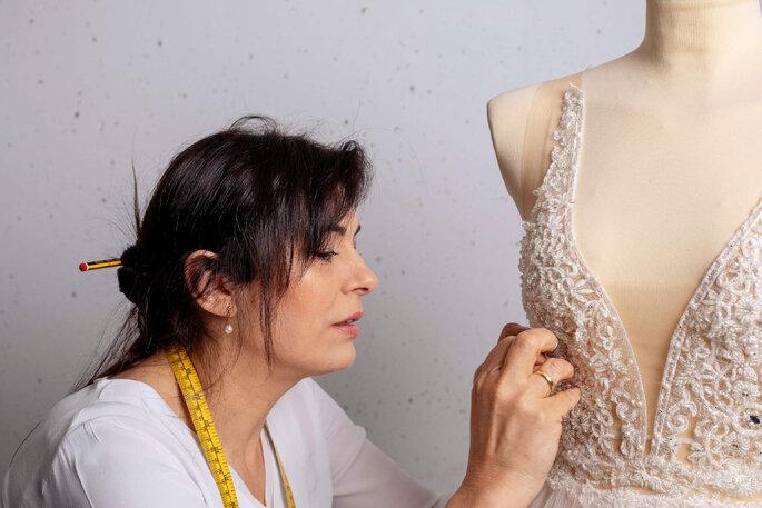 Francesca Marlop, Tiendas de novia Girona