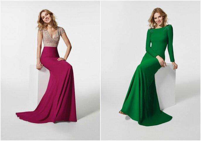 Pronovias vestidos de fiesta