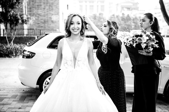 Cristina Rojas - Wedding Planner & Event Designer Bogotá