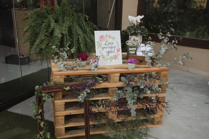 Decoração: Be Boutique de Eventos - Foto: Johnny Moraes Fotografia