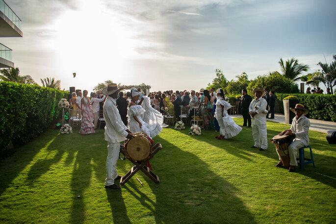 Holiday Inn Cartagena Morros boda frente al mar