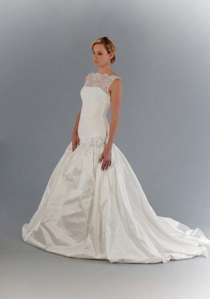 Robe de mariée Fabienne Alagama 2011