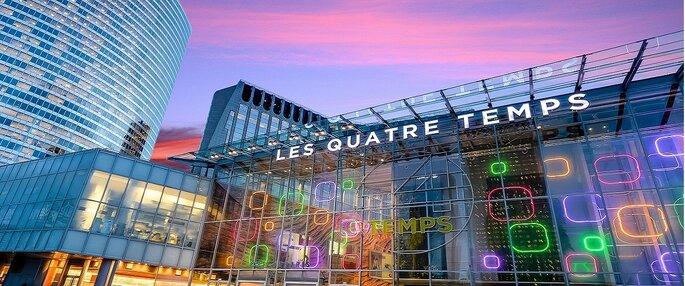Les Quatre Temps. Foto: divulgação