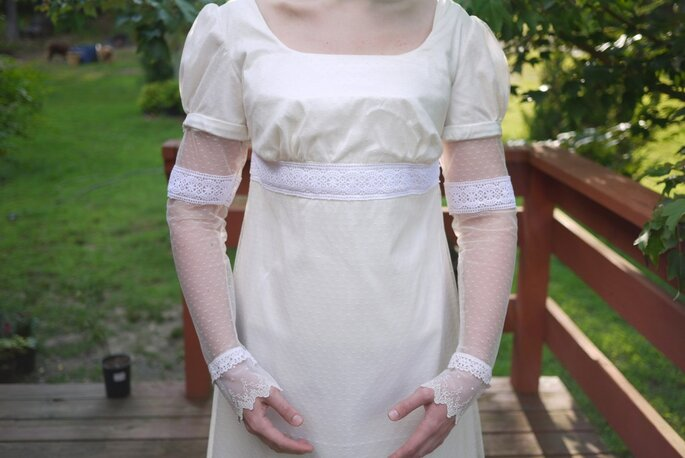 http://www.etsy.com/listing/99916244/jane-austen-regency-style-wedding-dress by SpringLace