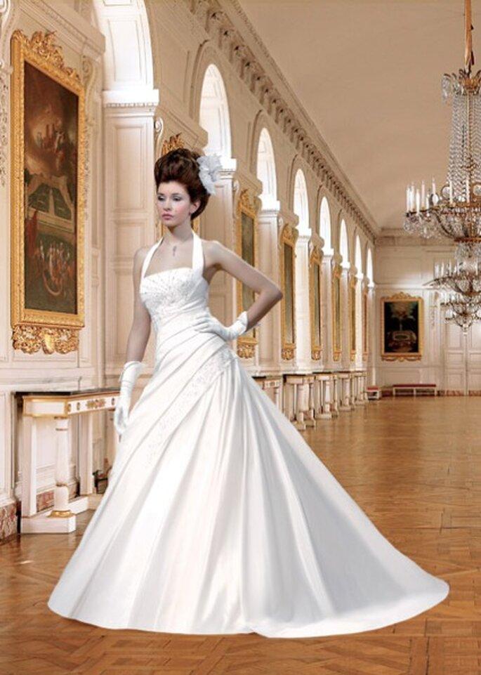 Robe de mariée Col 124-10 - Collector 2012
