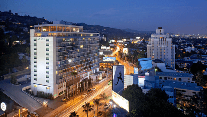 Image via Andaz West Hollywood
