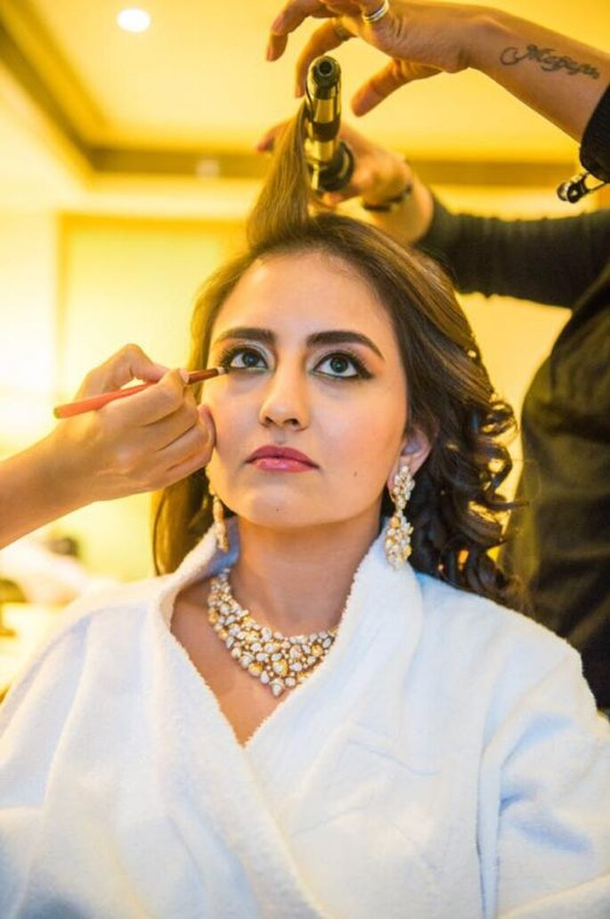 Photo: Makeup by Sabrina Suhail