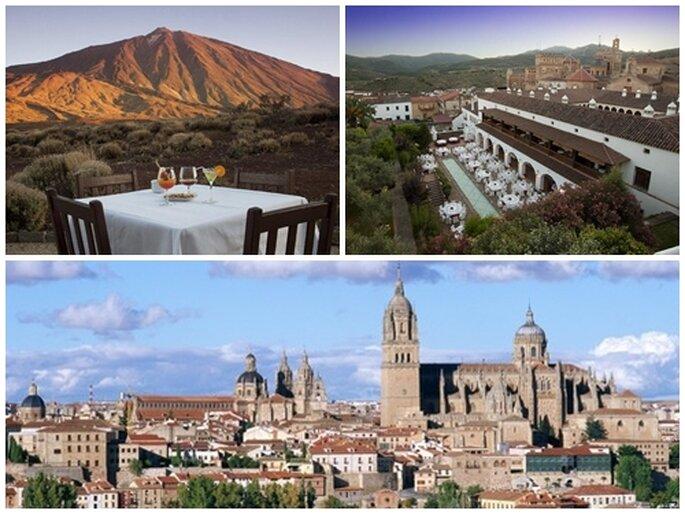 Uma variedade de destinos e hotéis de Luxo. Foto: Paradores