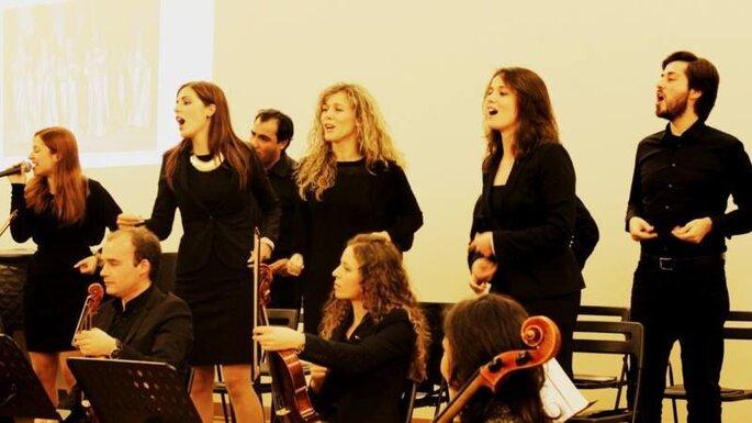 Coro Génesis Porto