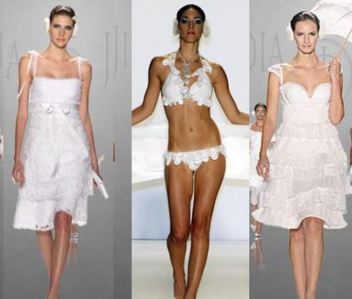 Robes de mariée Claudia Jimenez - Lac des Cygnes