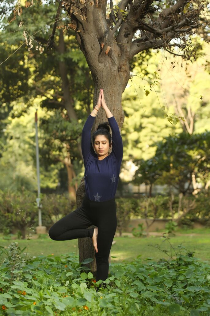 Credits: Meher Munjal 'Yoga Connect'