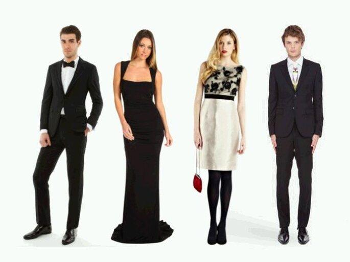 Black Tie & Formal