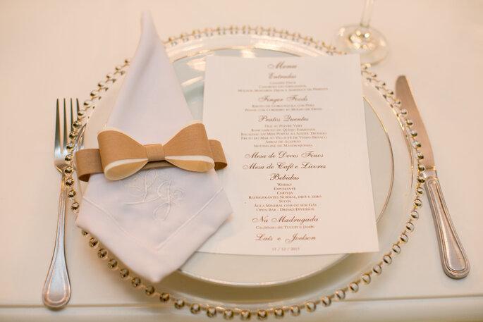 Identidade visual: Luiza Acatauassú – Wedding Design. Foto: Graziella Caliman, GQ Foto Estúdio
